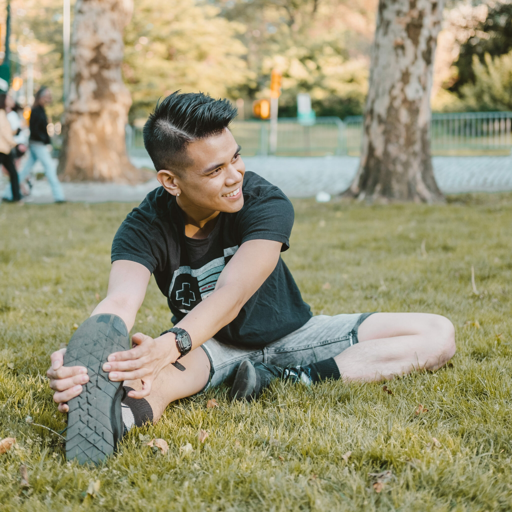 building foundations: creating a yoga practice w/ matty espino